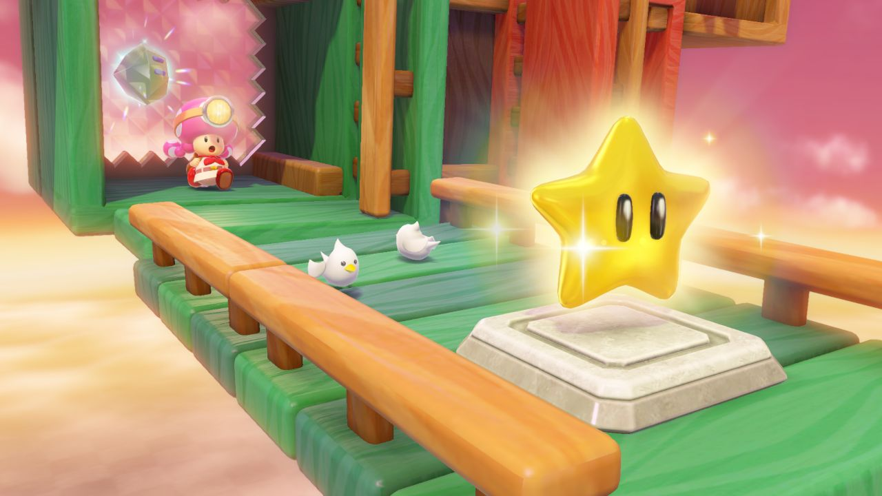 Captain Toad Treasure Tracker Review image 1