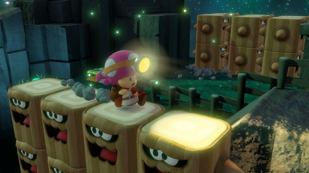 Captain Toad Treasure Tracker Review image 2
