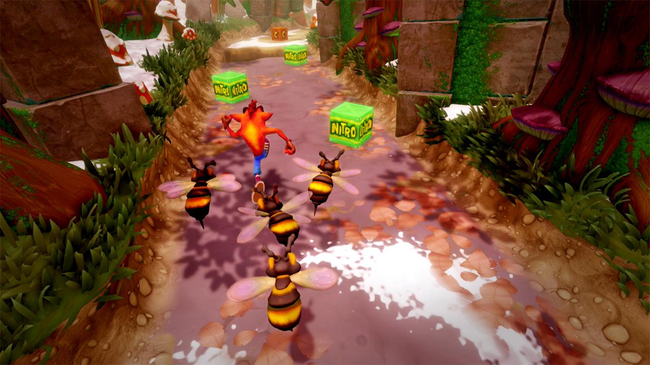 Crash Bandicoot N Sane Trilogy Review image 5