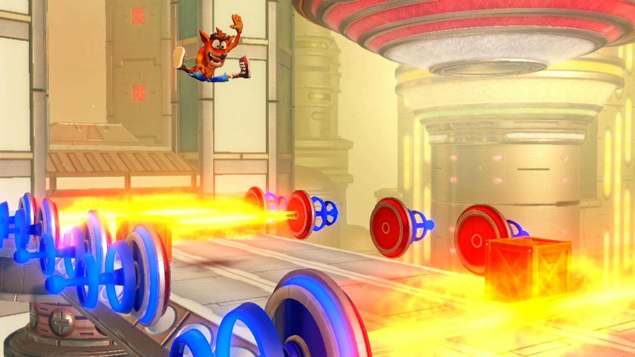 Crash Bandicoot N Sane Trilogy Review image 6
