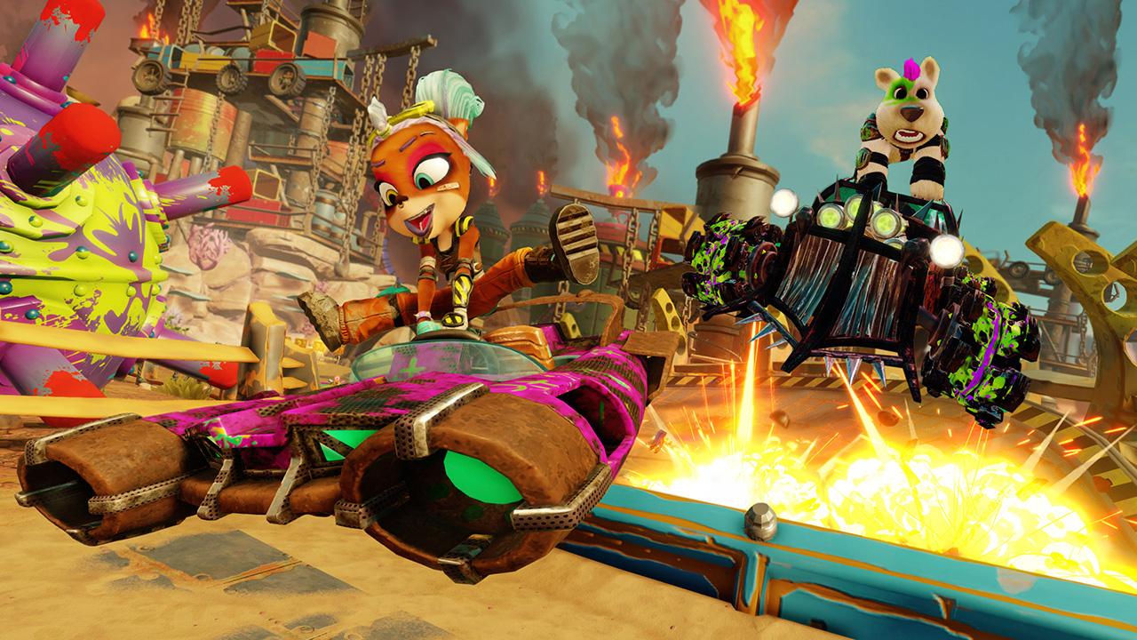 Crash™ Team Racing Nitro-Fueled | Nintendo Switch download
