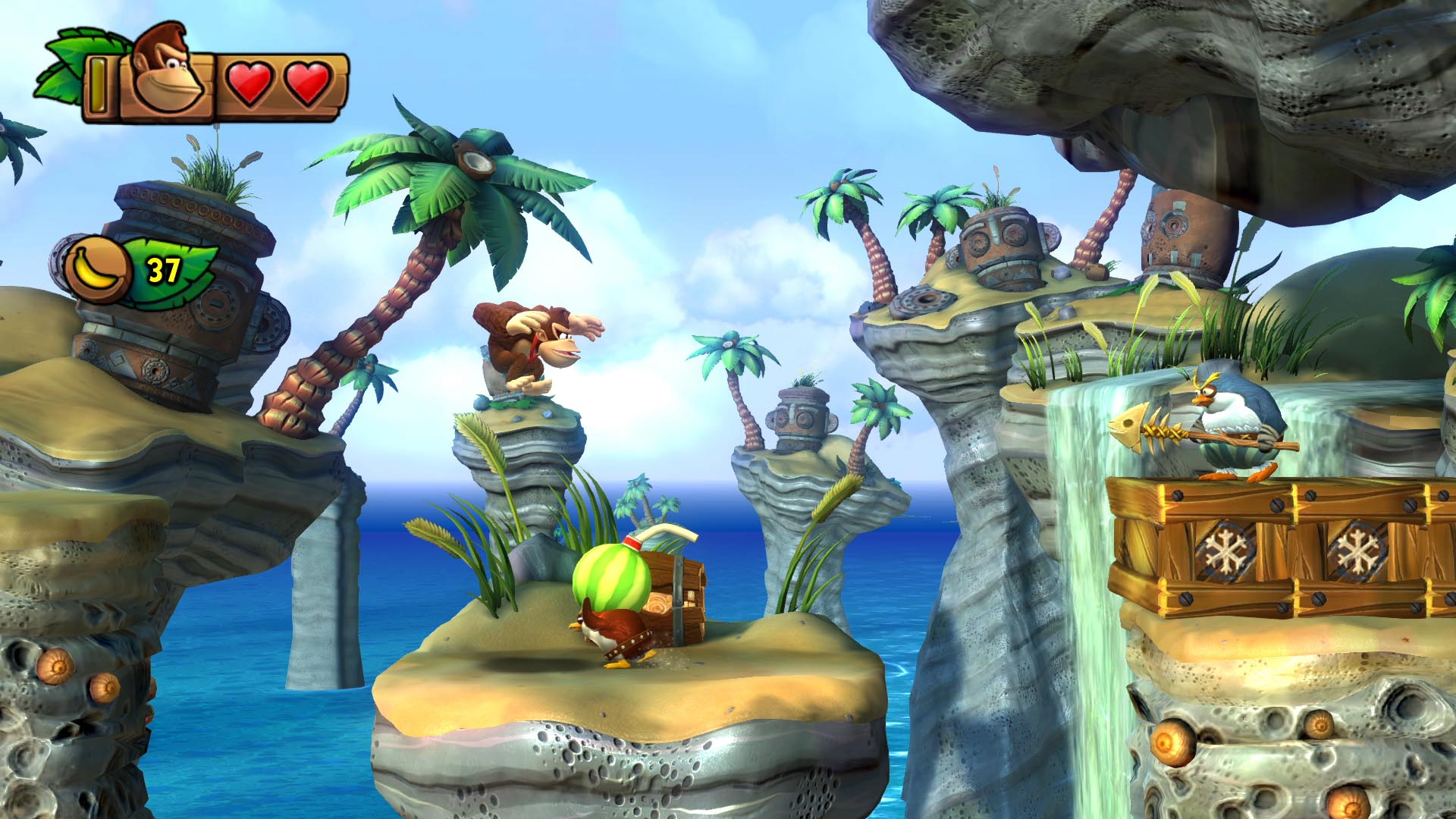 Donkey Kong Country Tropical Freeze Review image 2