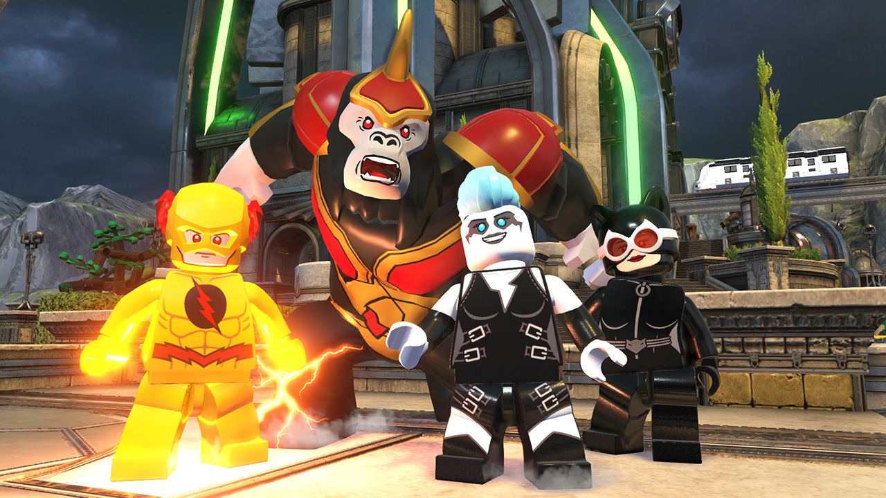 LEGO® DC Super-Villains | Nintendo Switch | Games | Nintendo