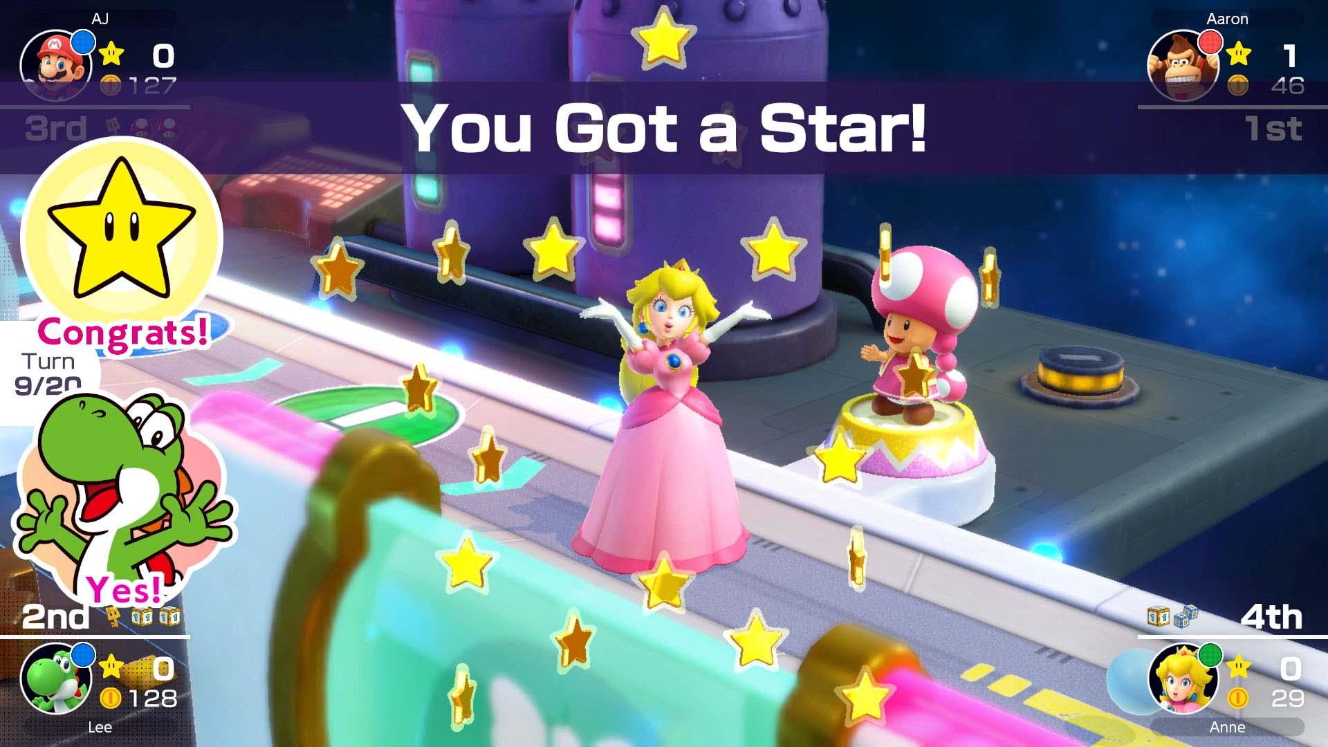 Νέο trailer για το Mario Party Superstars
