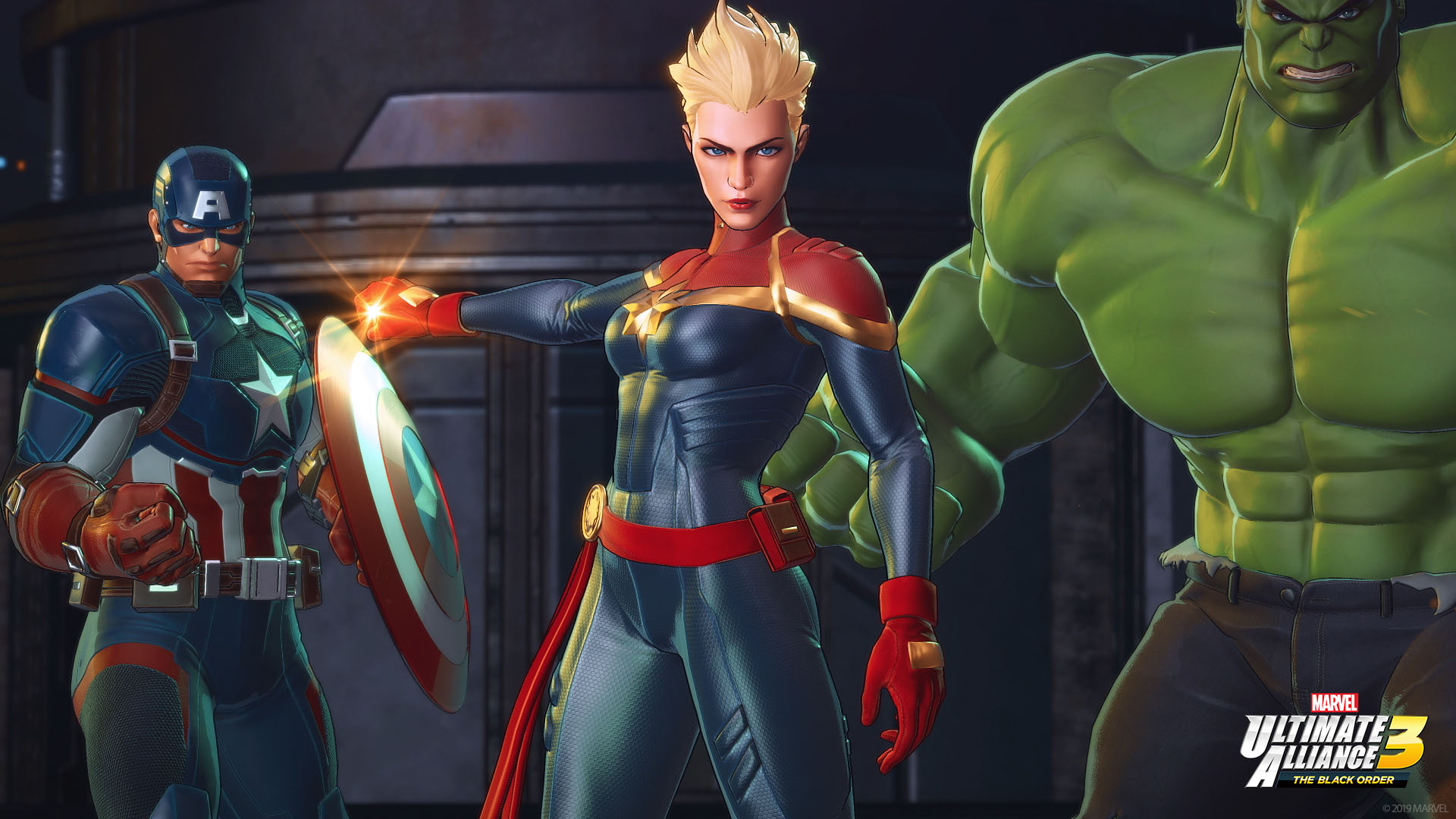 Marvel Ultimate Alliance 3 The Black Order Nintendo