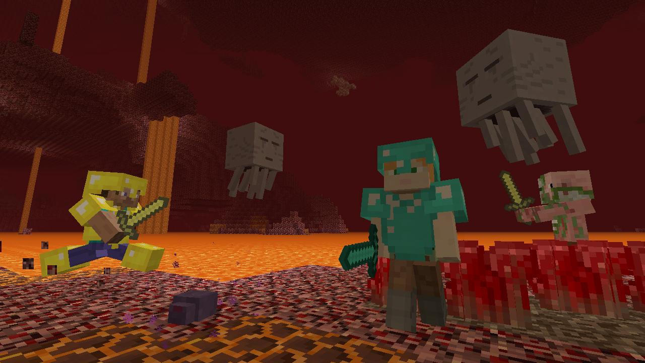 Minecraft Nintendo Switch Edition Nintendo Switch Games Nintendo - Minecraft spielen online kostenlos deutsch