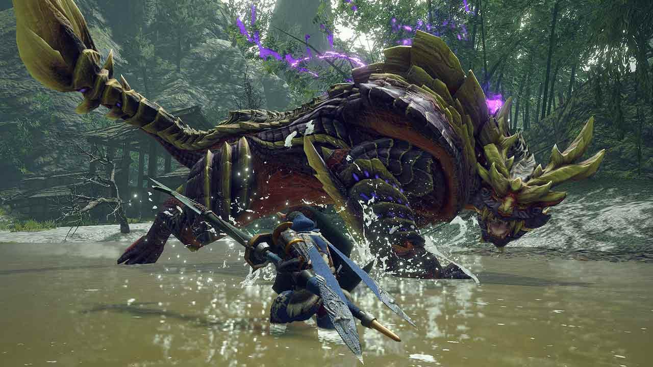Resultado de imagem para Monster Hunter Rise