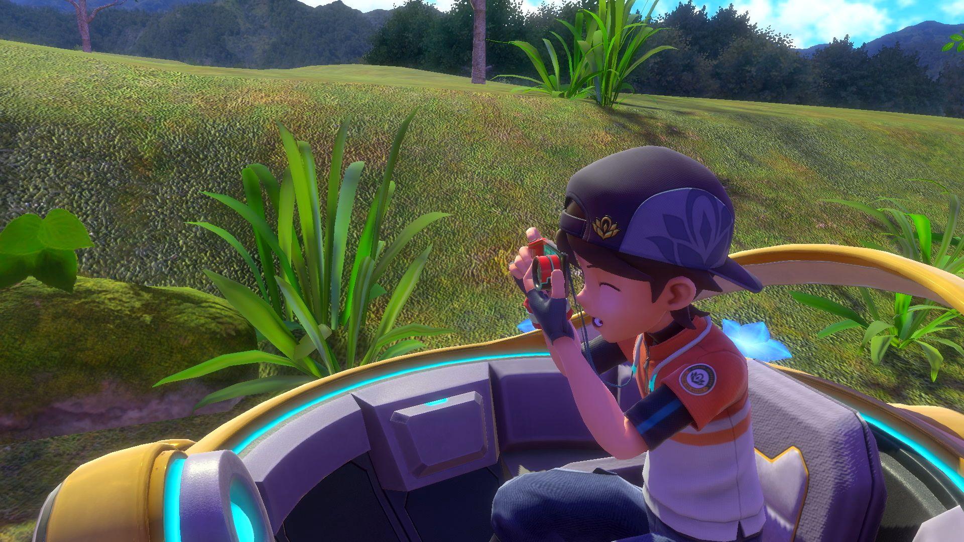 New Pokémon Snap | Nintendo Switch | Games | Nintendo