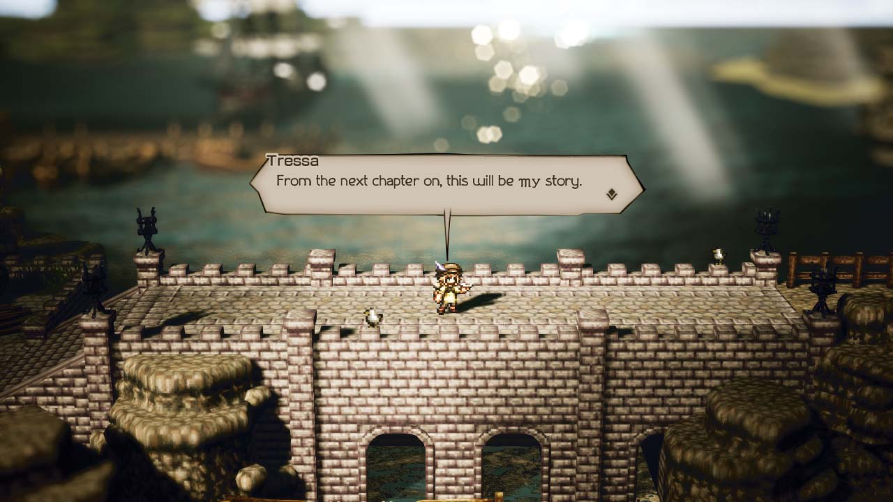 Octopath Traveler Review image 3