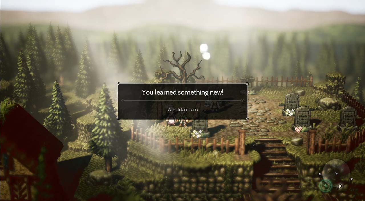 Octopath Traveler Review image 1