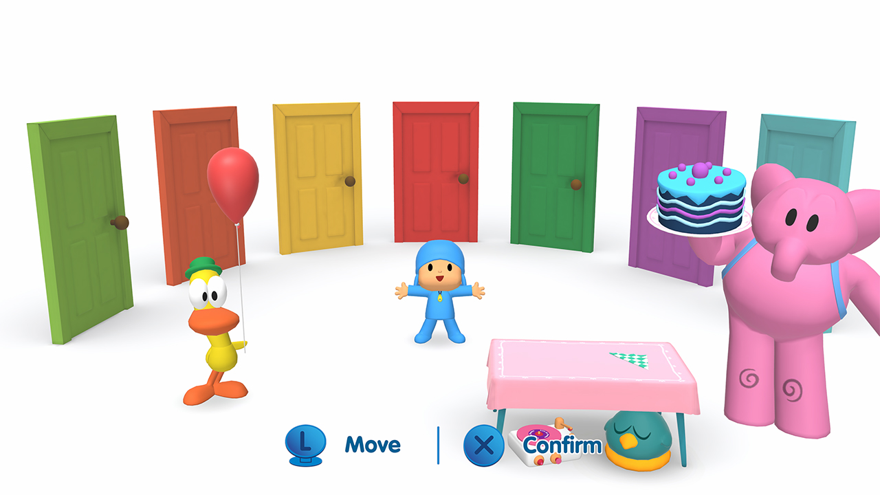 Pocoyo Party | Nintendo Switch | Juegos | Nintendo
