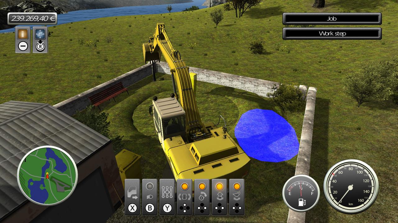 Professional Construction – The Simulation | Nintendo Switch
