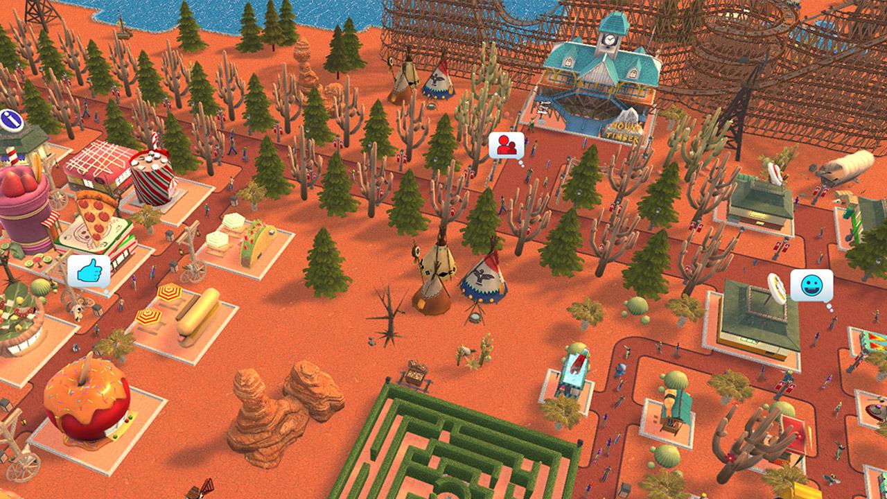 RollerCoaster Tycoon Adventures   Nintendo Switch   Games
