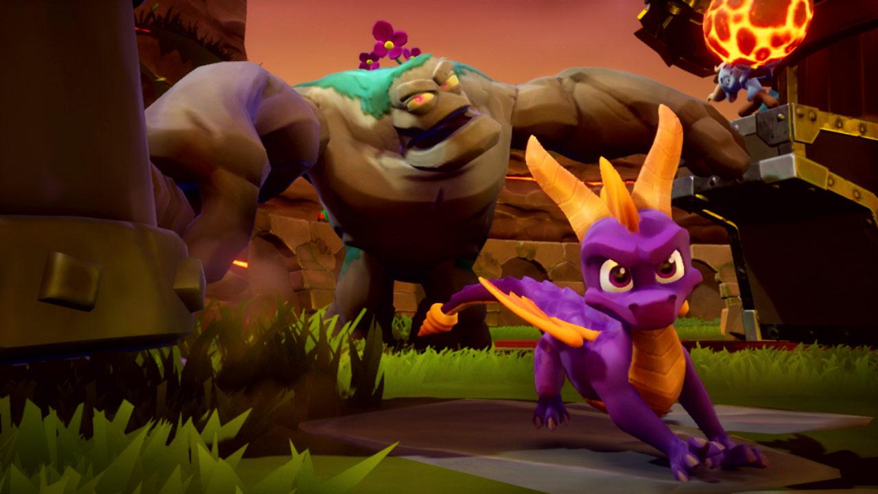 Spyro™ Reignited Trilogy | Nintendo Switch | Jogos | Nintendo