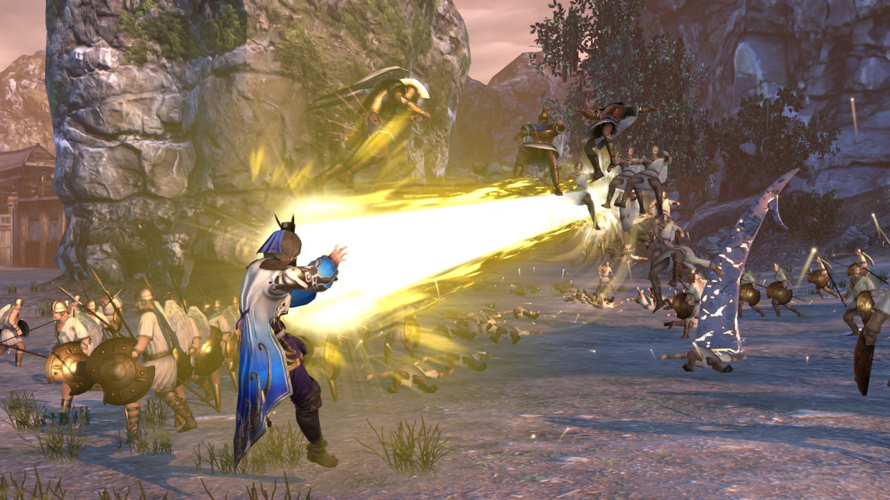 Warriors Orochi 4 Review image 1