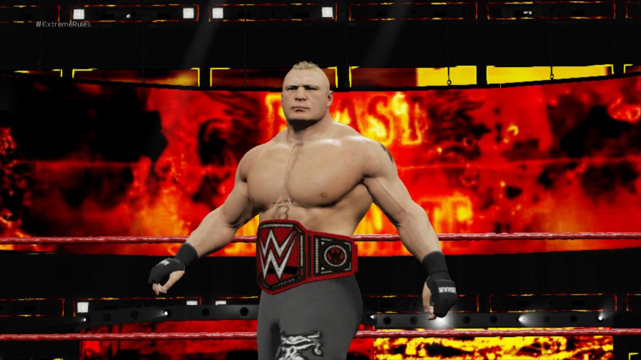 che esce nel WWE 2012