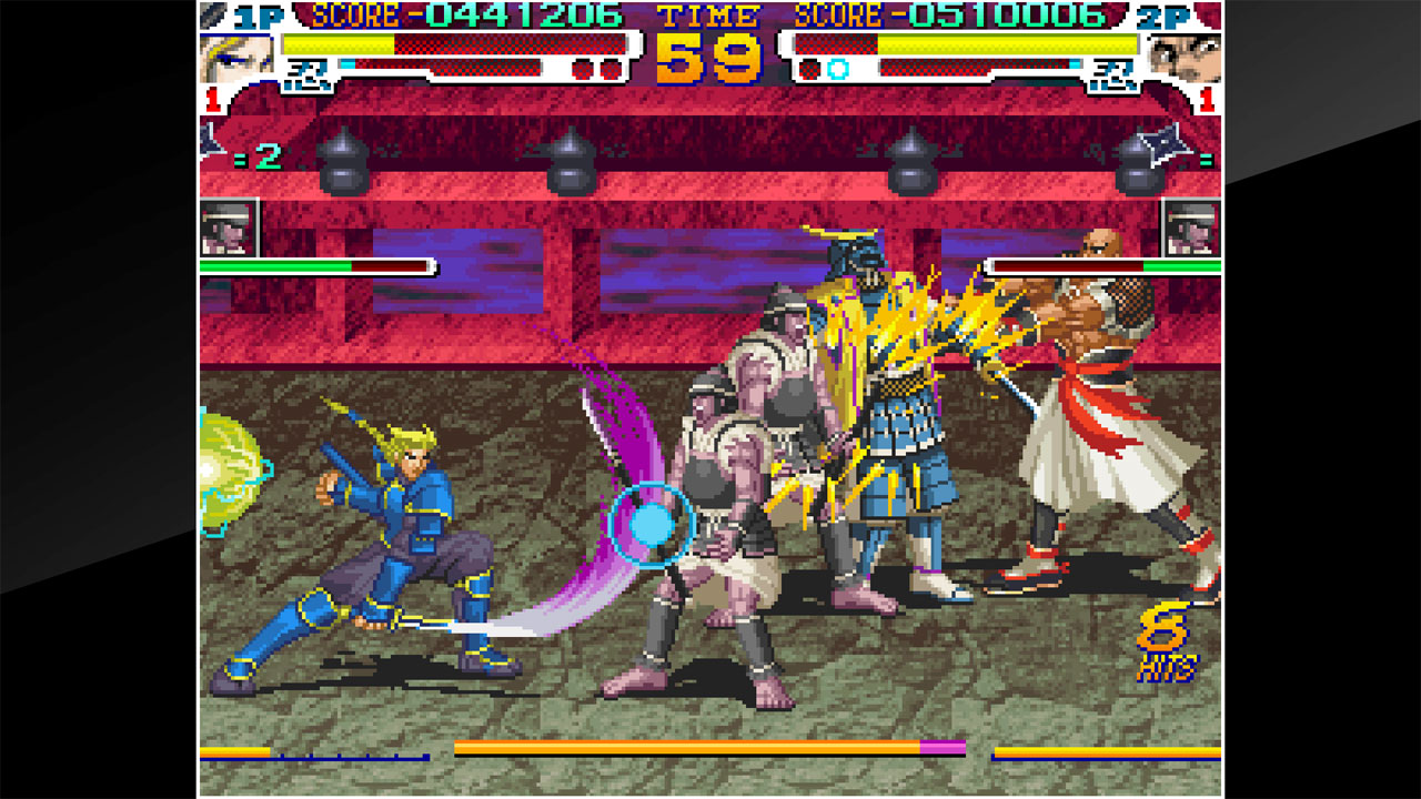 ACA NEOGEO SENGOKU 3 | Nintendo Switch download software | Games