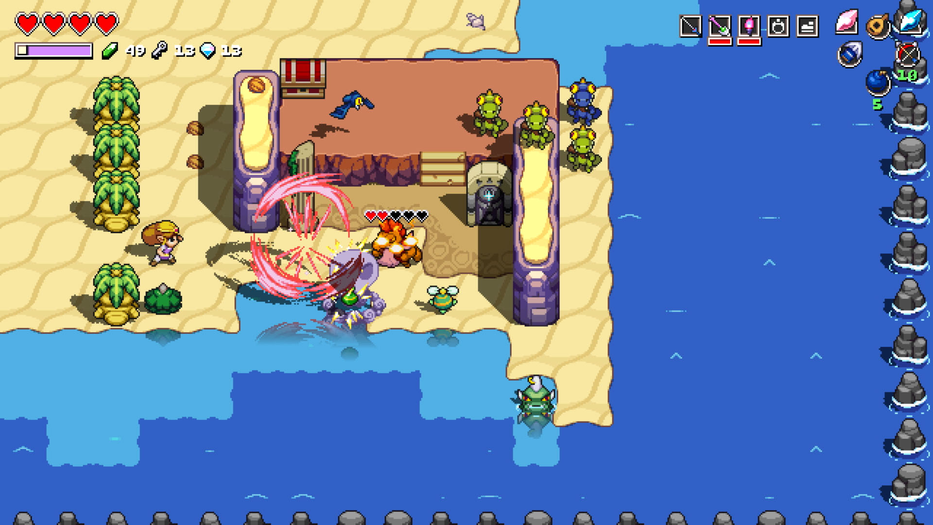 Cadence Of Hyrule Crypt Of The Necrodancer Featuring The Legend Of Zelda Nintendo Switch Download Software Games Nintendo