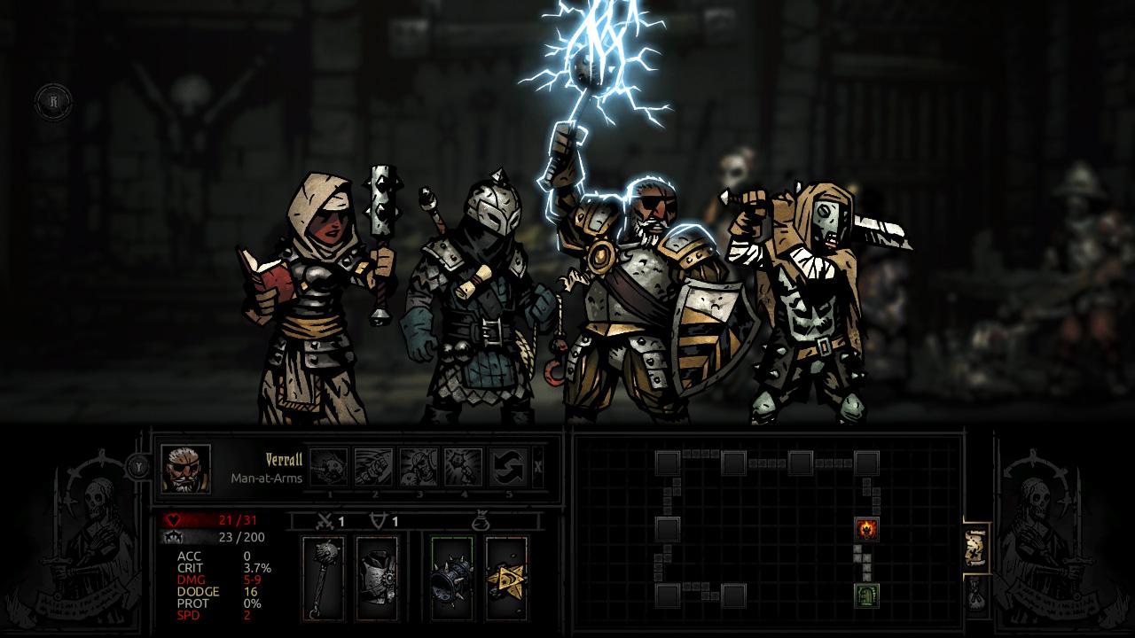 Resultado de imagen para darkest dungeon