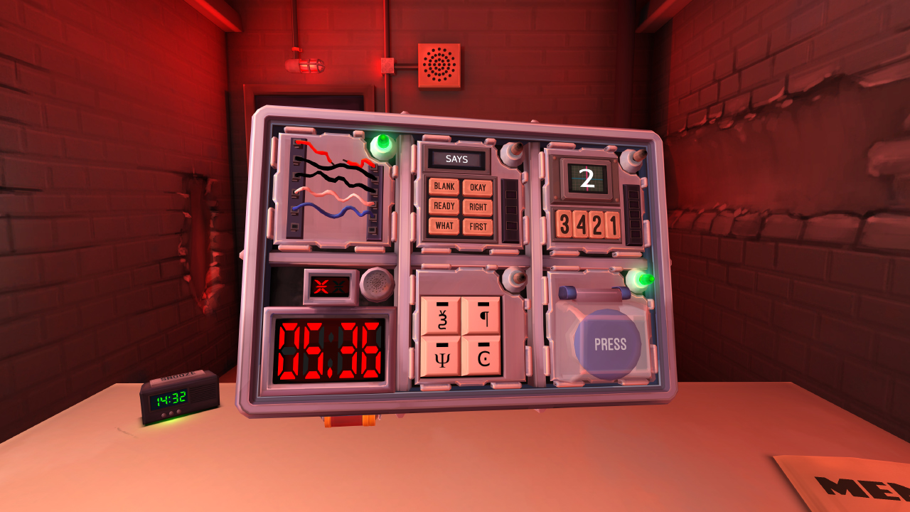 keep talking and nobody explodes download cz