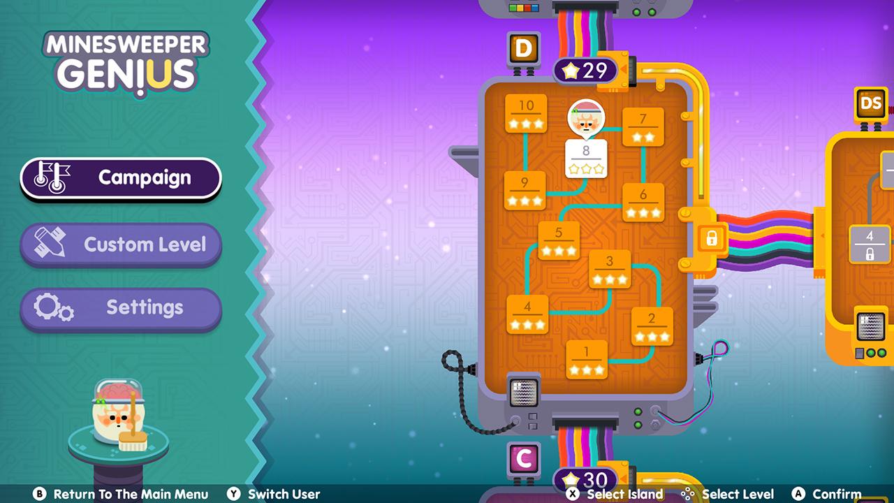 Minesweeper Genius | Nintendo Switch download software