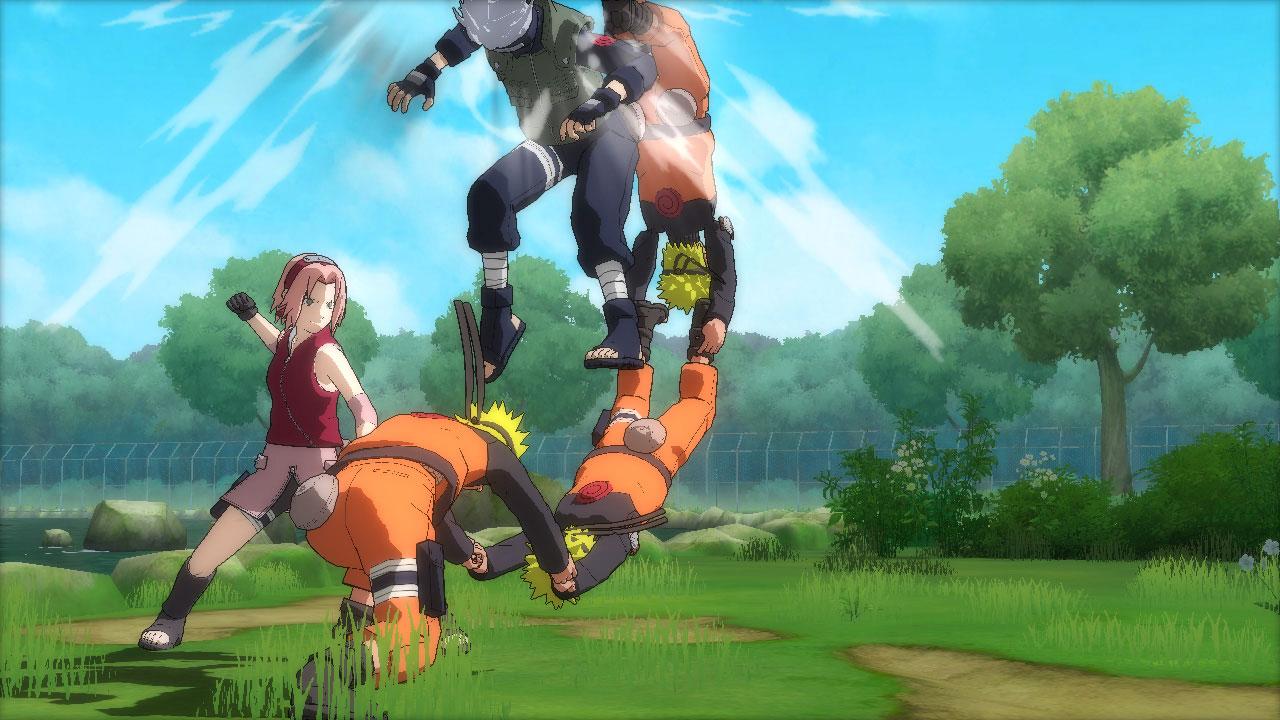 Análisis] Naruto Shippuden: Ultimate Ninja Storm Trilogy
