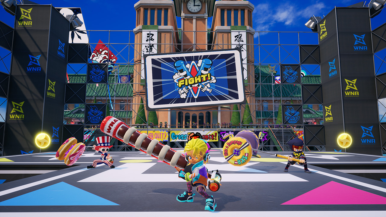 Ninjala | Downloadbare games voor Nintendo Switch Spellen | Nintendo