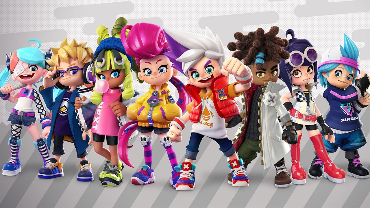 Ninjala | Giochi scaricabili per Nintendo Switch | Giochi | Nintendo