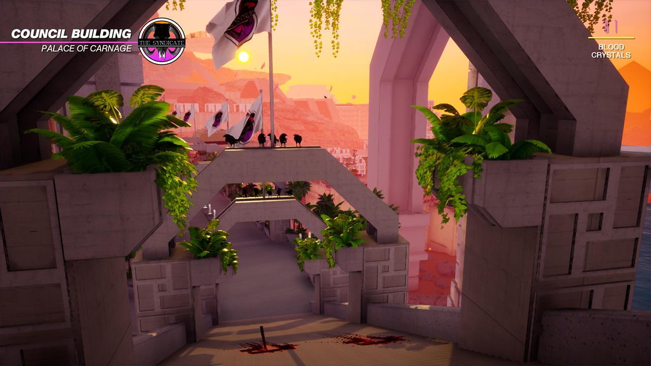 Paradise Killer   Aplicações de download da Nintendo Switch   Jogos    Nintendo