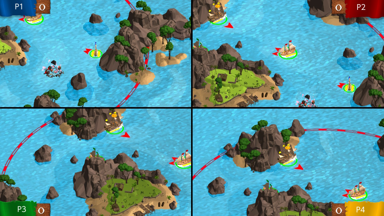 Pirates: All Aboard! | Giochi scaricabili per Nintendo Switch