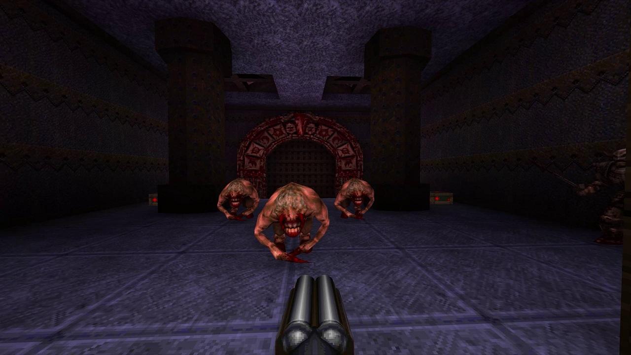 """Το Quake λαμβάνει την """"πρώτη σημαντική ενημέρωσή"""" του για το Nintendo Switch"""