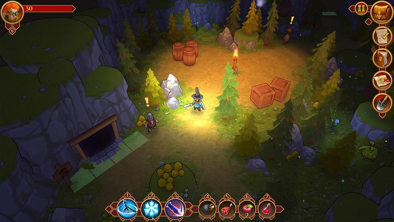 Quest Hunter | Aplicações de download da Nintendo Switch | Jogos | Nintendo
