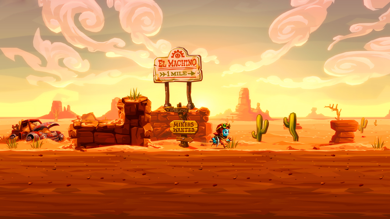 Steamworld Dig 2 Review Nintendo Switch image 2