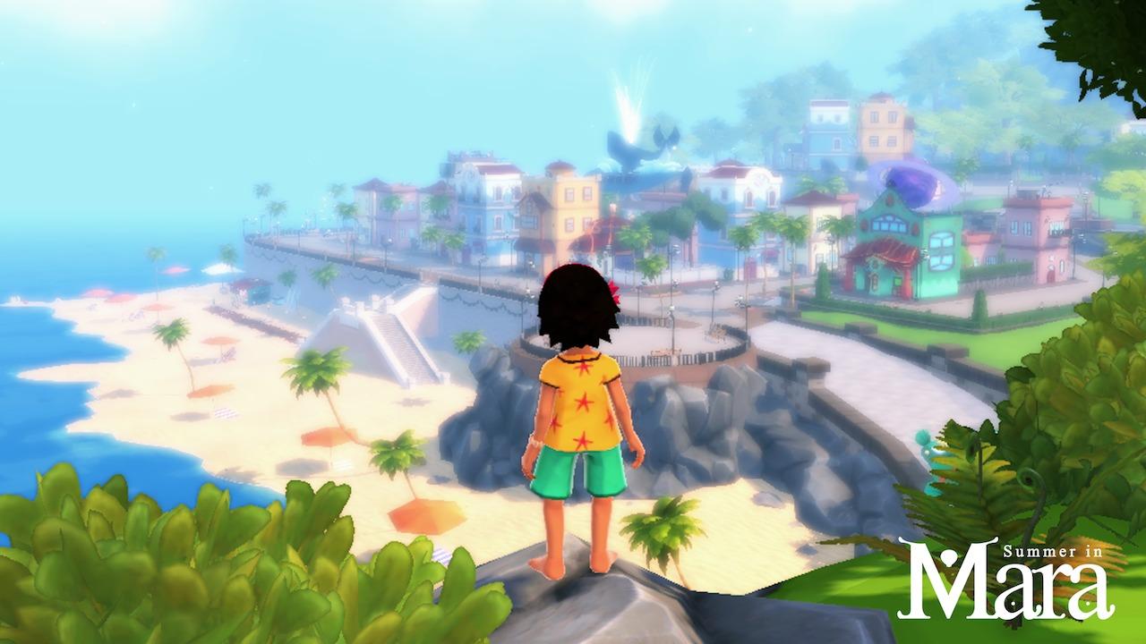 Summer in Mara | Programas descargables Nintendo Switch | Juegos | Nintendo