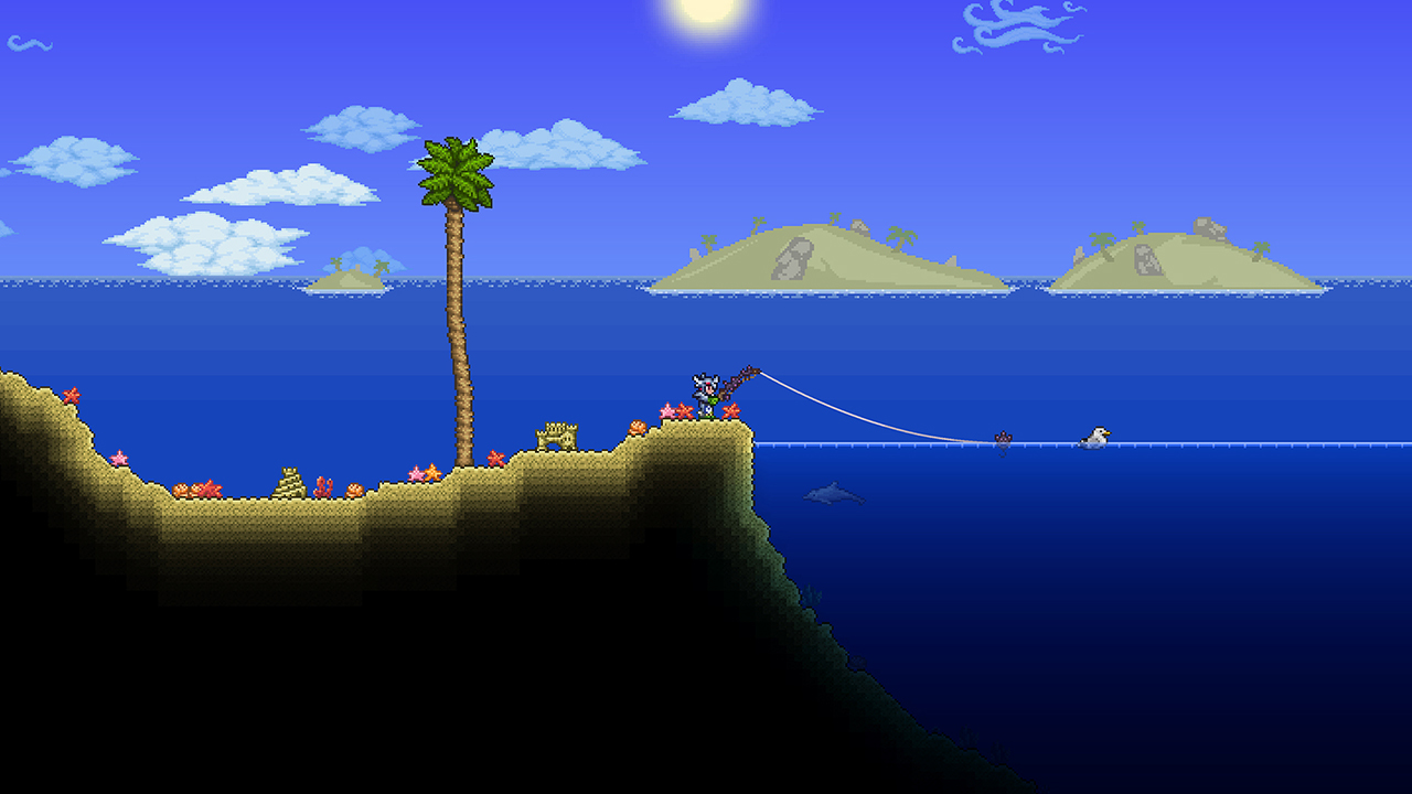 Terraria | Nintendo Switch download software | Games | Nintendo