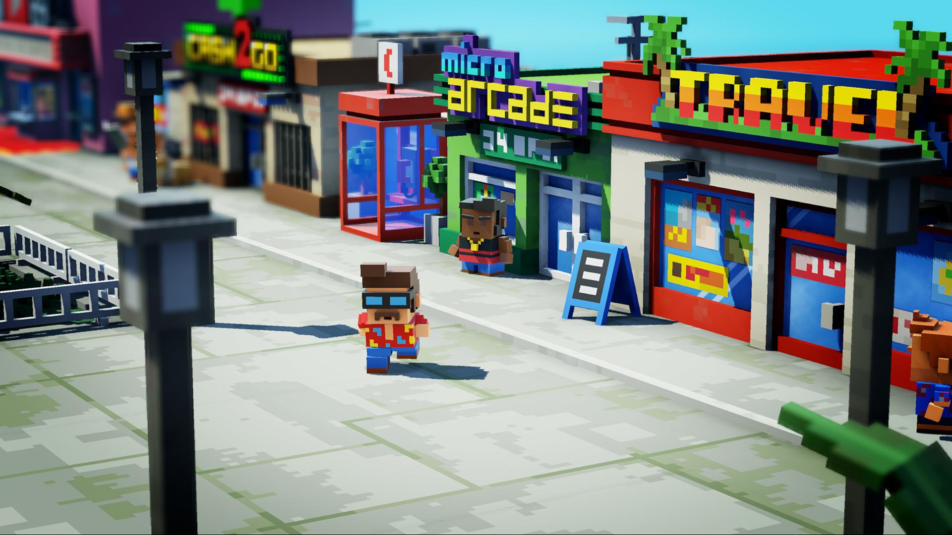 The Touryst   Programas descargables Nintendo Switch   Juegos   Nintendo