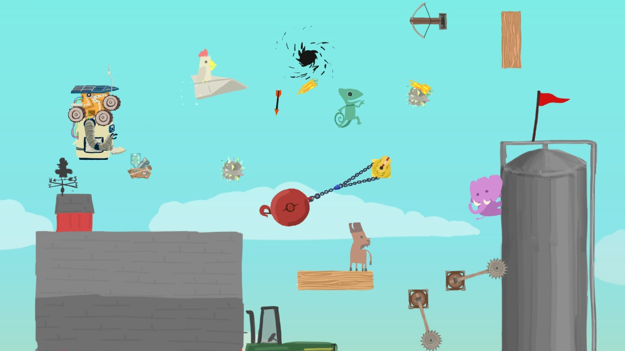 Ultimate Chicken Horse | Nintendo Switch download software