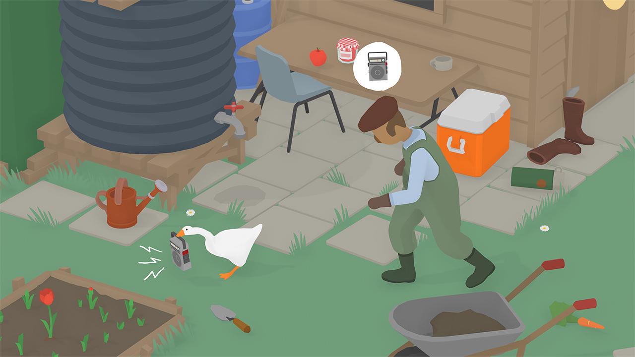 Untitled Goose Game (UK)