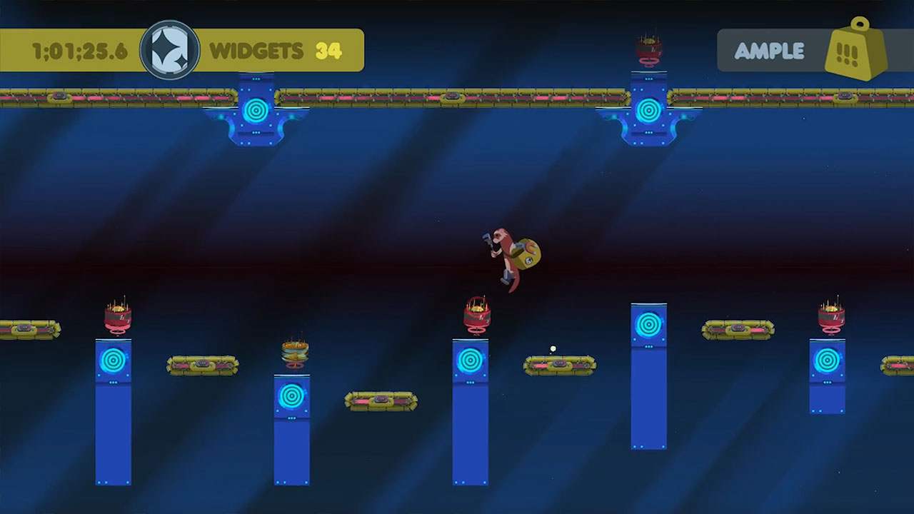 Widget gameplay