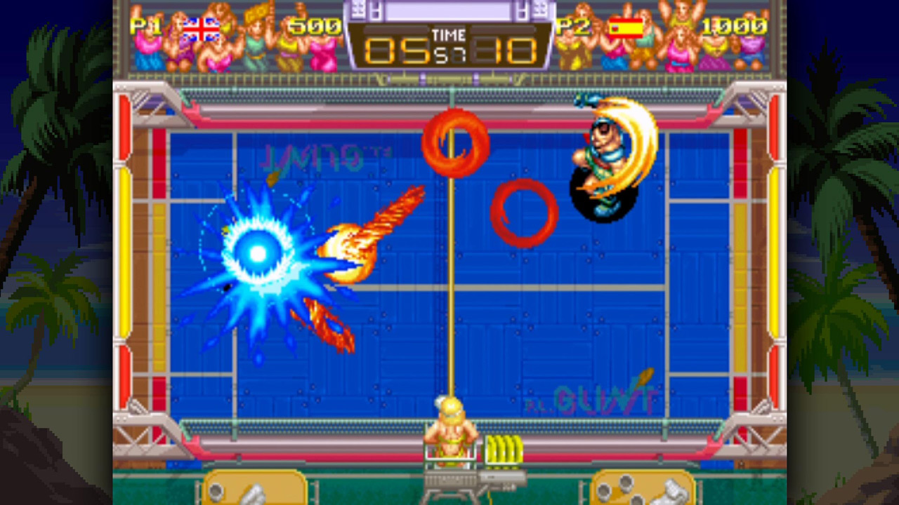 Windjammers Review Image 4