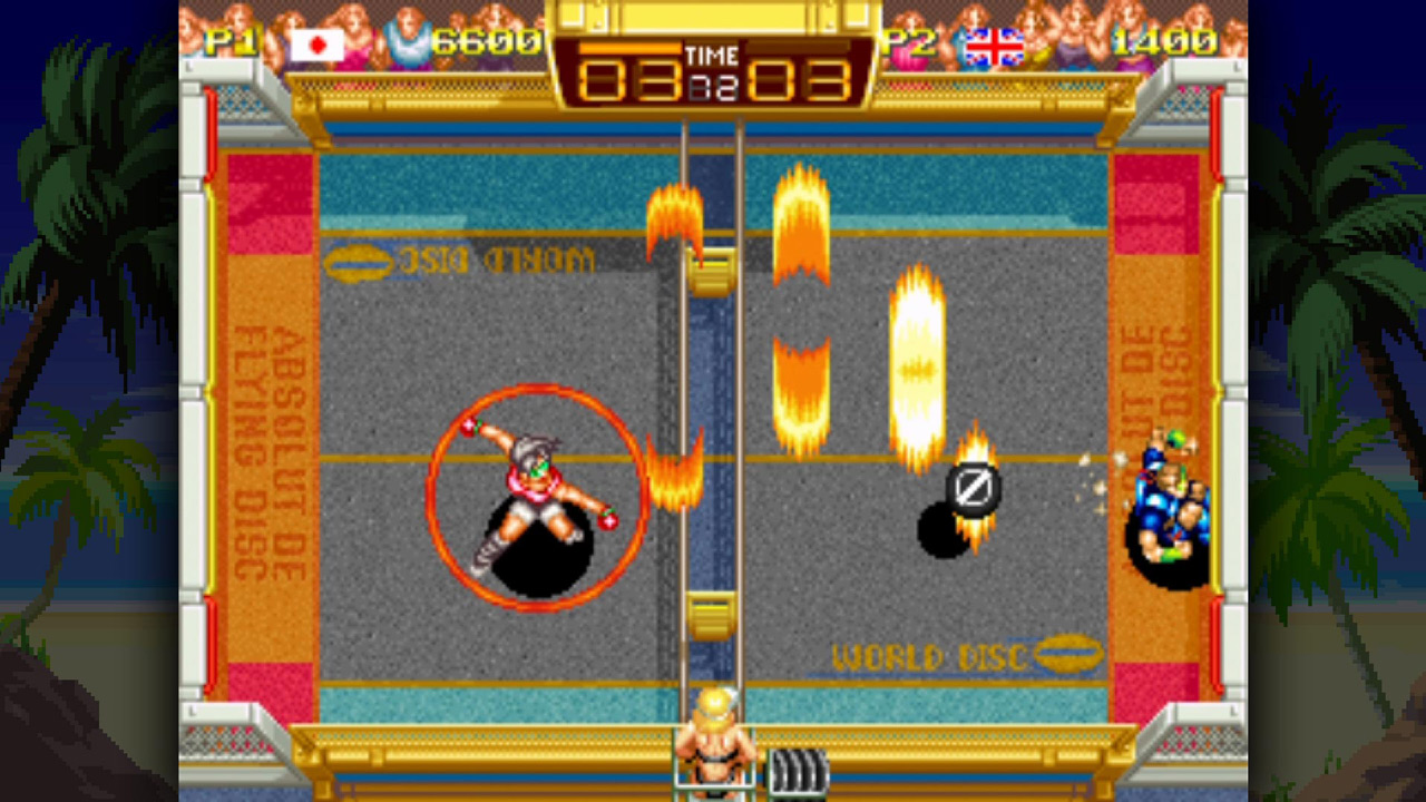 Windjammers Review Image 2