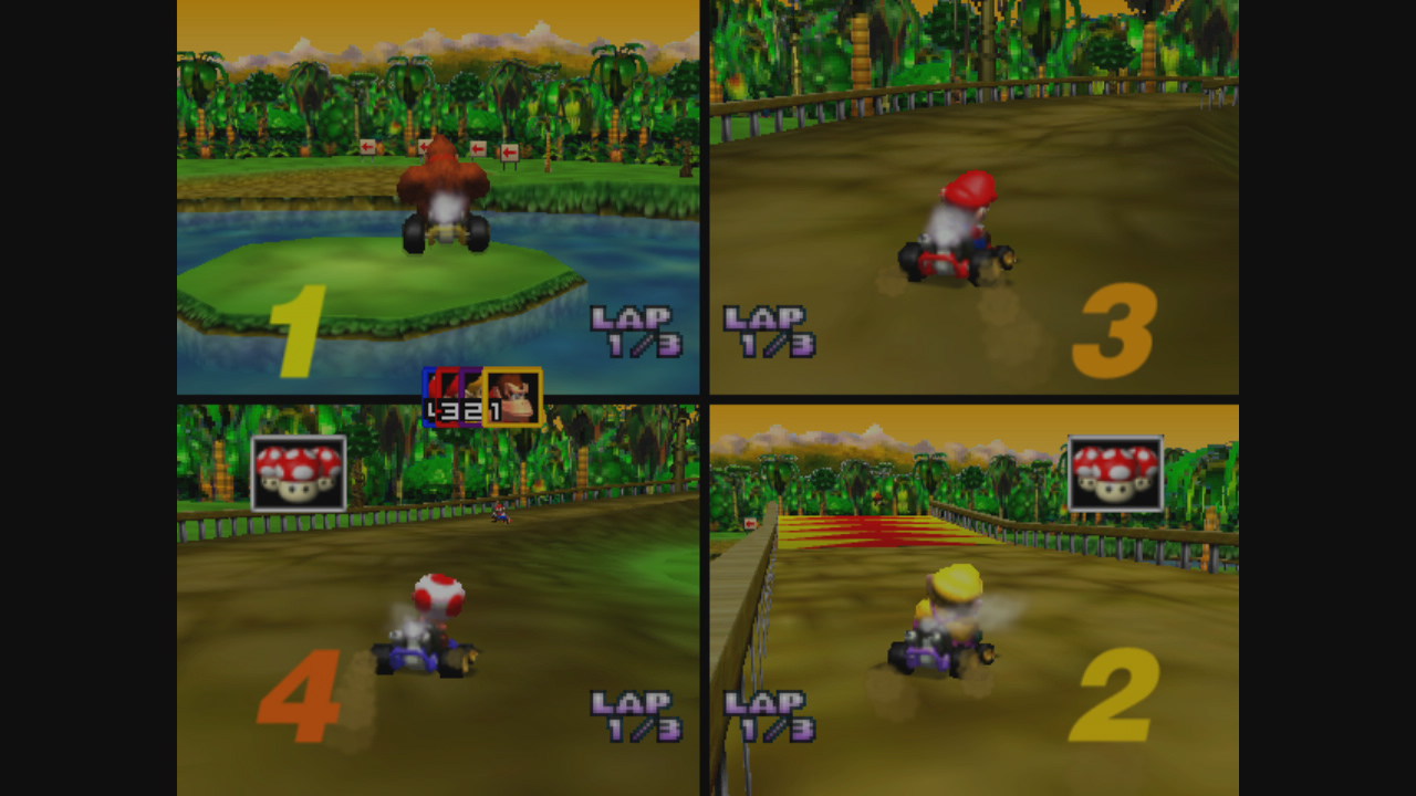 Mario Kart 64 Nintendo 64 Games Nintendo