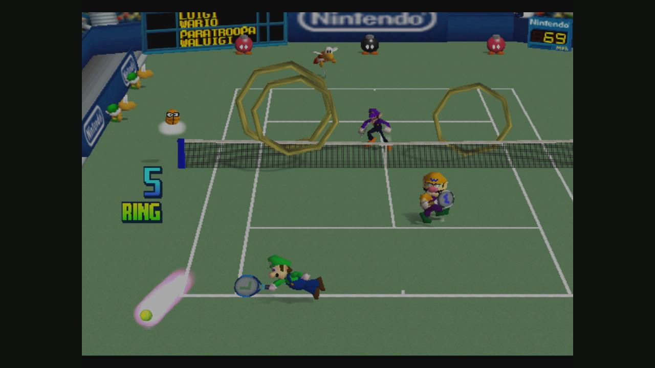 Mario Tennis | Nintendo 64 | Games | Nintendo
