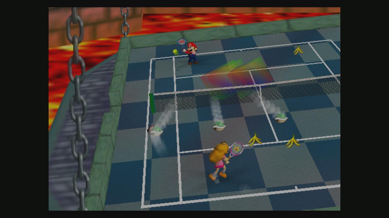 Mario Tennis   Nintendo 64   Games   Nintendo