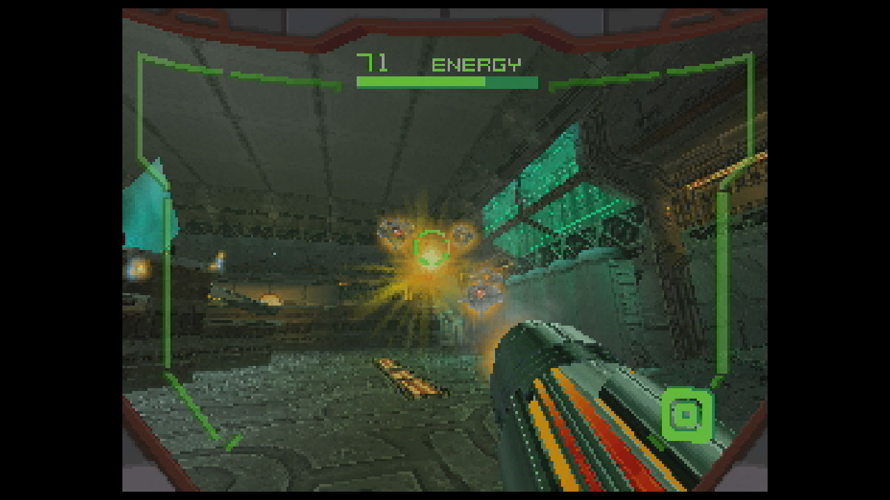 play metroid prime hunters online