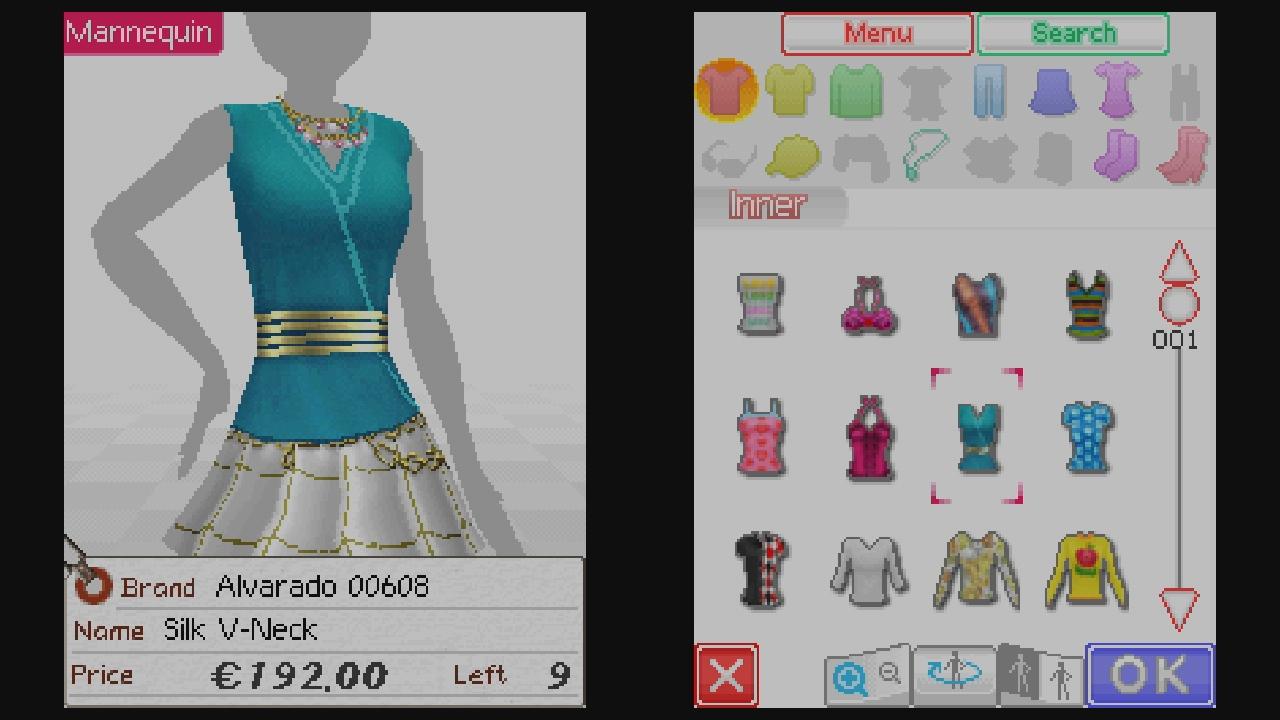 Nintendo presents  Style Boutique  6ee70e813