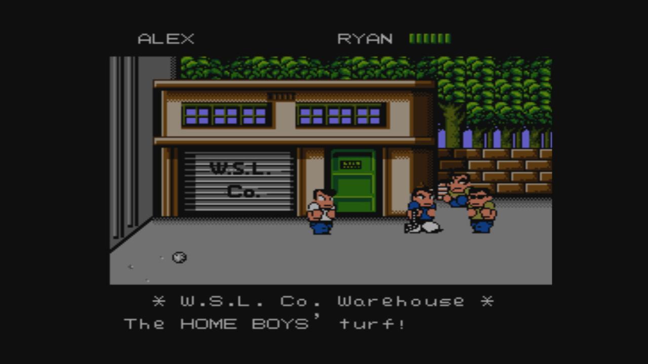 Street Gangs | NES | Games | Nintendo