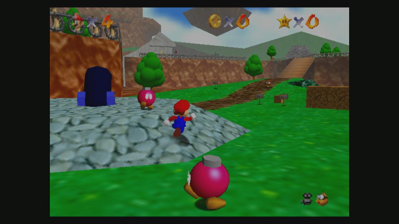 Super Mario 64 | Nintendo 64 | Games | Nintendo