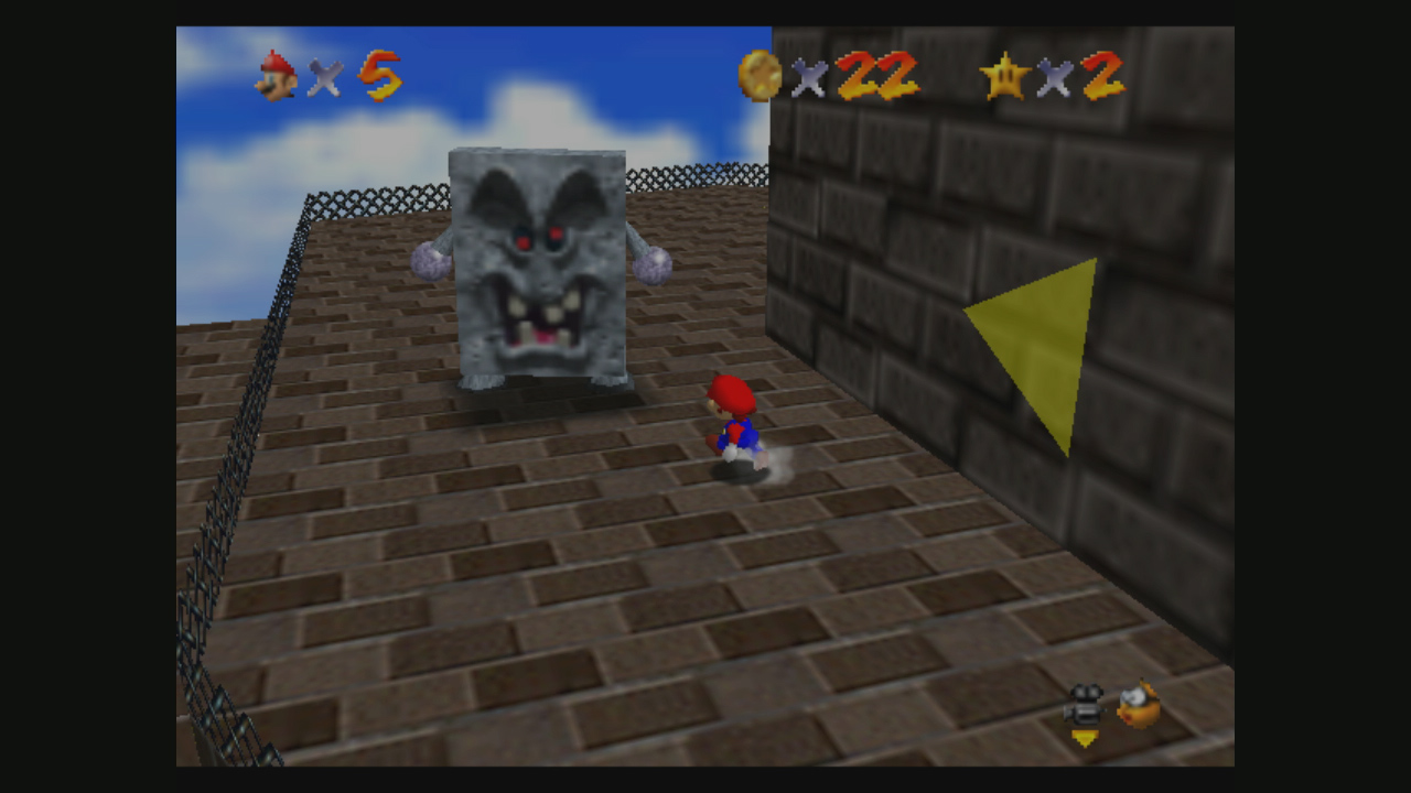 how to get super mario 64 on wii