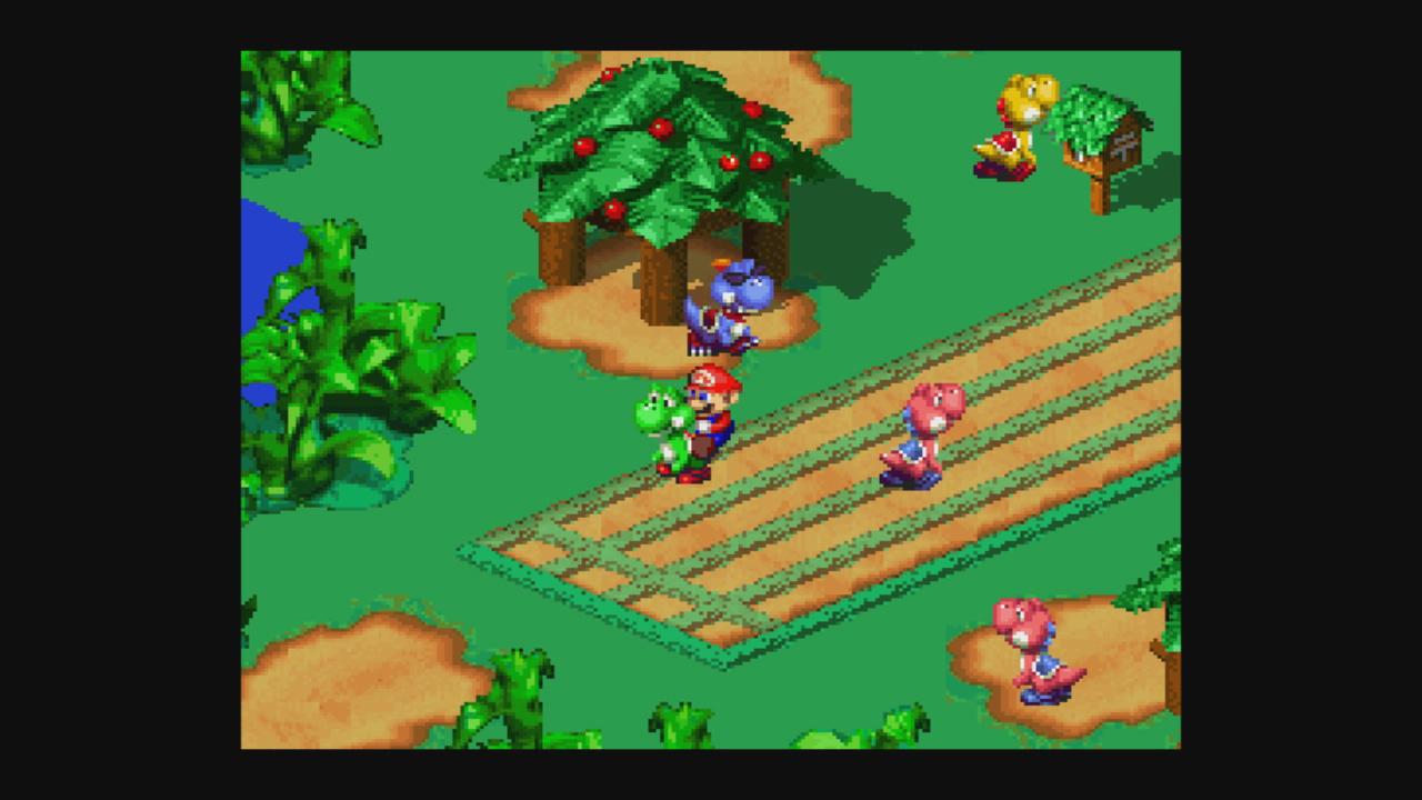 Super Mario RPG: Legend of the Seven Stars | Super Nintendo
